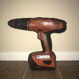 Hilti SFH 18-A for Sale in Murrieta, CA