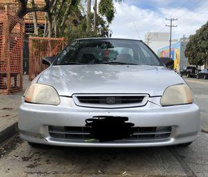 Honda Civic 1998 hx for Sale in San Francisco, CA