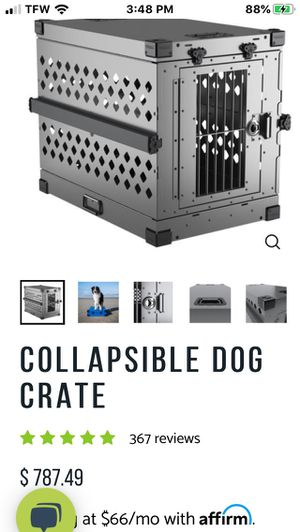 Impact XL Collapsible Dog Crate New Never Used for Sale in Cumming, GA