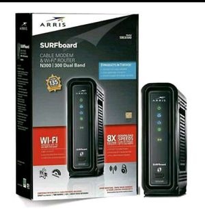 New MOTOROLA ARRIS DOCSIS 3.0 Cable Modem Router COMCAST, XFINITY,TIME WARNER, COX for Sale in Oceanside, CA