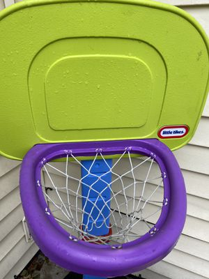 Little tikes basketball hoop for Sale in Vancouver, WA