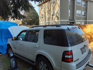 Ford explorer 08 and cabin cruzer with 351 cleavland built forrace for Sale in Portland, OR