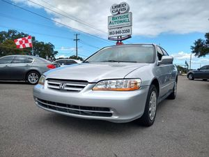 2002 Honda Accord Sdn for Sale in Lakeland, FL