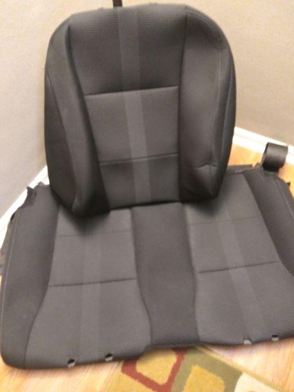 Factory Seat Covers for 2015-2019 Ford STX