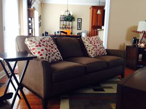 Basset sofa and two matching side chairs for Sale in Murfreesboro, TN