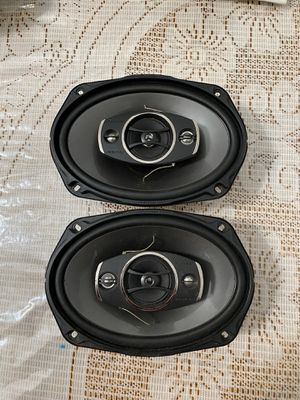 Pioneer TSG974M 6 x 9 Inches 4-Way Car Audio Speakers for Sale in Chicago, IL
