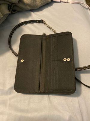 Black purse/wallet for Sale in San Diego, CA