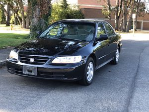 2002 Honda Accord Special edition for Sale in Lakewood, WA