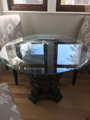 Glass Kitchen Table for Sale in Danville, CA