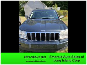 2007 Jeep Grand Cherokee for Sale in Mastic, NY