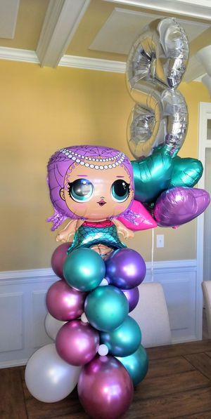 Balloon decorations for Sale in Knightdale, NC