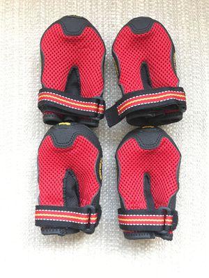 Ruffwear all terrain dog boots size medium for Sale in Portland, OR