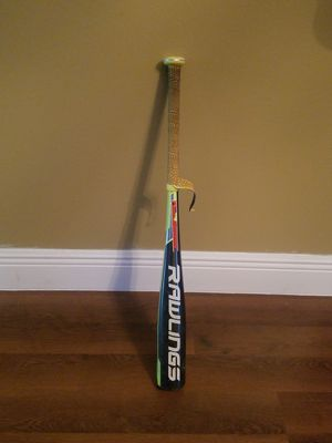 Baseball Bat, Rawlings Big Barrel for Sale in TEMPLE TERR, FL