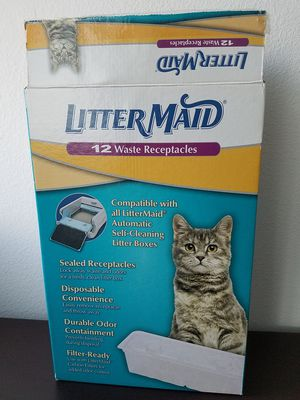 LitterMaid Waste Receptacles for Sale in Seattle, WA