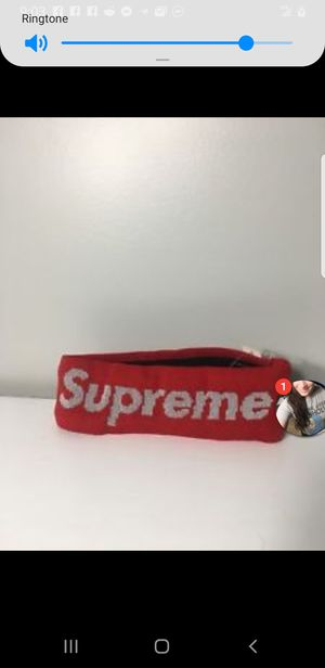 Authentic supreme headband for Sale in Knoxville, TN