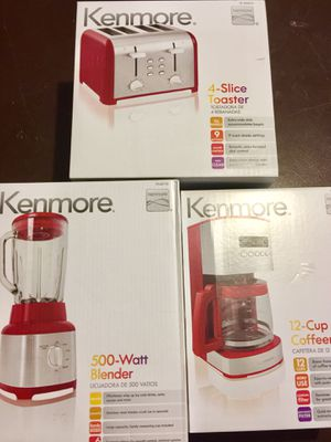 Brand New Kenmore Bundle🤩🤩 for Sale in Manchester, MO