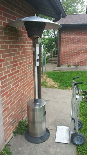 Endless Summer Stainless Steel Commercial Patio Heater for Sale in Jefferson City, MO