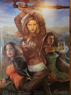 Buffy The Vampire Slayer Season 8, Volume 1 for Sale in Pittsburgh,  PA