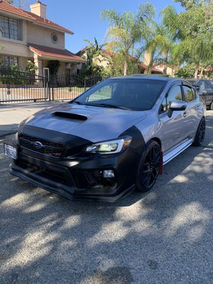2015 Subaru wrx sti for Sale in Fontana, CA