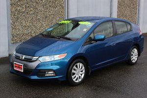 2013 Honda Insight for Sale in Auburn, WA