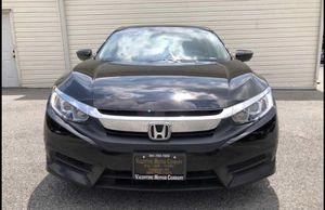 2017 Honda Civic for Sale in Mount Rainier, MD