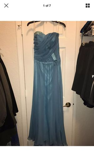 Blue evening gown prom dress for Sale in Miami, FL