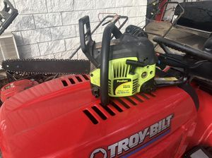 """14"""" chainsaw poulan for Sale in Orlando, FL"""