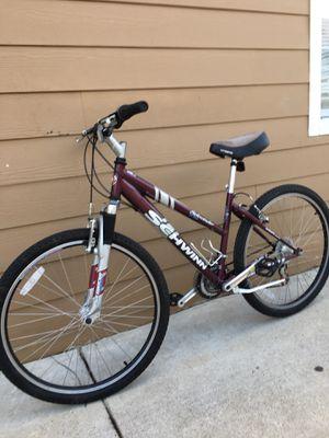 Bisicleta de aluminum schwin sz 26 for Sale in Dallas, TX