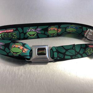 Ninja Turtles Belt - Great Shape - One Size for Sale in Lisbon, CT