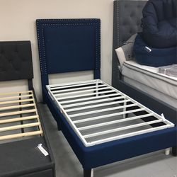 Twin Size Platform Bed New for Sale in Houston,  TX