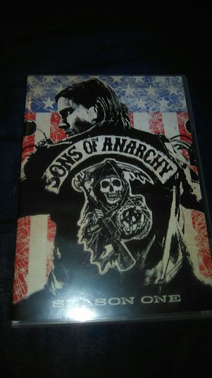 Sons of anarchy season 1 for Sale in Reedley, CA