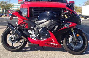 2014 Suzuki GSX-R750 Motorcycle for Sale in Melrose Park, IL