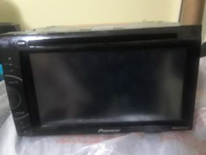 Pioneer Double Din TV for Sale in Tampa, FL