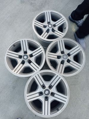 Chevy Iroc wheels. rally sport 15 inch rims for Sale in Long Beach, CA