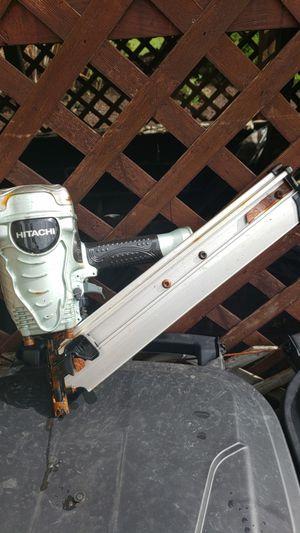 Hitachi nail gun for Sale in Medina, OH