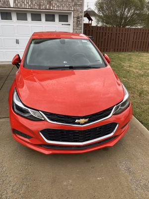 Chevy Cruze 2017 Junk title for parts for Sale in La Vergne, TN