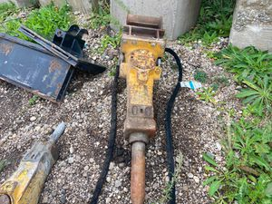 Backhoe or Large Mini-Excavator Breaker for Sale in Elk Grove Village, IL