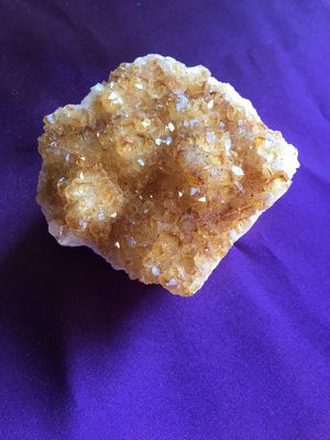 Raw Amber Citrine for Sale in San Diego, CA