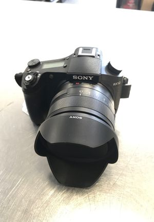 Sony rx10 camera for Sale in Chicago, IL