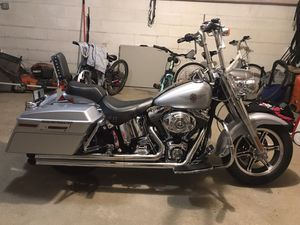 2002 Harley Davidson fat boy for Sale in Parma, OH