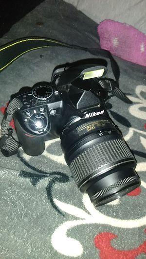 D3100 Nikon camera for Sale in Fontana, CA