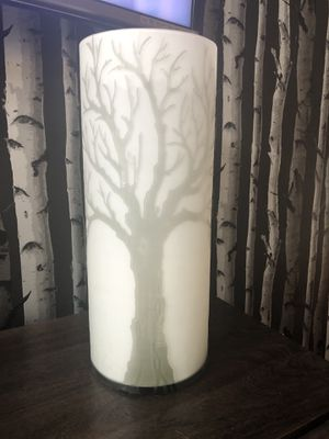 Large glass vase/ candle holder for Sale in Round Rock, TX