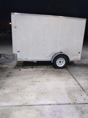 6×10 enclosed trailer for Sale in Lilburn, GA