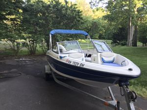 2008 Bayliner 17.5 for Sale in Midlothian, VA