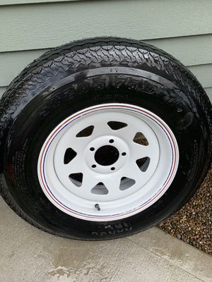 Trailer tire for Sale in Beaverton, OR