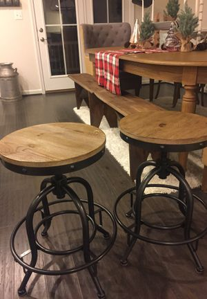 2 Bar stool for kitchen for Sale in Bel Air, MD