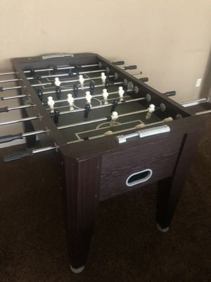 Fuzeball table,-soccer table for Sale in Fresno, CA