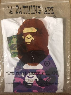 Bape COOL White t-shirt for Sale in Roseville, CA