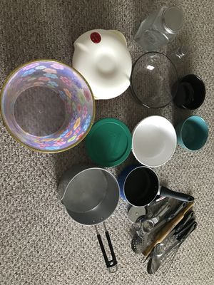 21 kitchen utility items for Sale in Hudson, MA