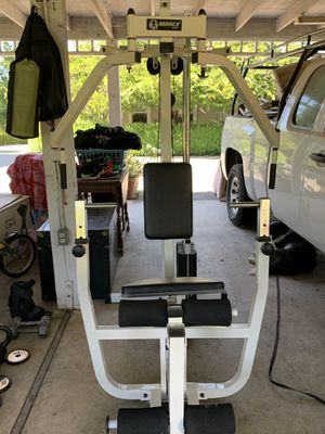 Marcy home gym for Sale in Fair Oaks, CA